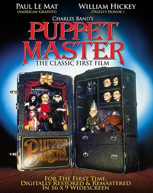 Puppet Master Remastered DVD