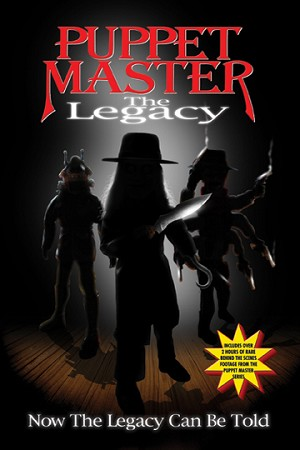 Puppet Master: The Legacy  DVD