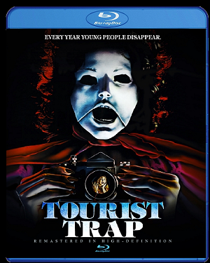 Tourist Trap Blu-ray