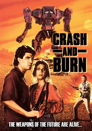Crash And Burn, re-released on DVD