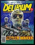 SIGNED Delirium Magazine Issue #5