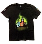 Demonic Toys T-shirt (Women's Cut)