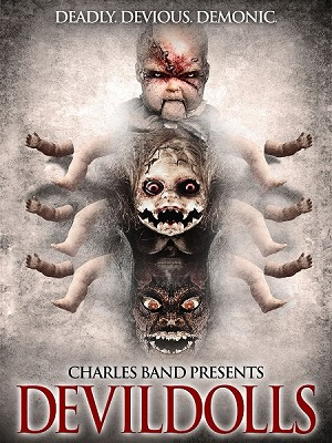 DevilDolls DVD (Trilogy of Terror)