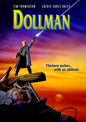Dollman, re-released on DVD