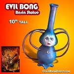 Evil Bong (Ebee) Resin Statue (Includes FREE Evil Bong DVD!)