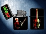 Zippo-Style Lighter (Evil Bong, featuring Tommy Chong)