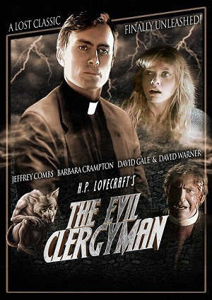 The Evil Clergyman DVD, released 2012, shot in 1987!
