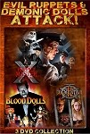 Evil Puppets and Demonic Dolls Attack, 3 DVD Slimline Set