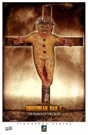 Gingerdead Man 2: Passion of the Crust 11x17 Print