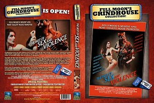 Grindhouse: Best of Sex & Violence DVD
