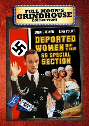 Grindhouse: Deported Women of the SS Special Section DVD