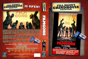Grindhouse: Filmgore  DVD