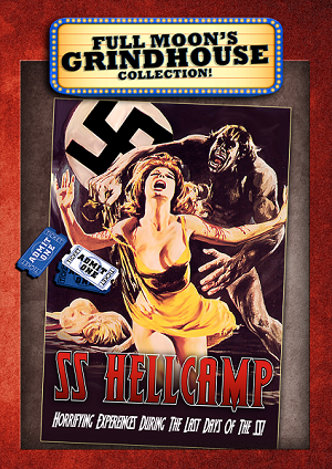 Grindhouse: SS Hellcamp DVD