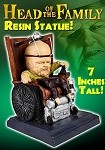 Head of the Family (Myron) Resin Statue (Includes FREE Head of the Family Blu-ray!)