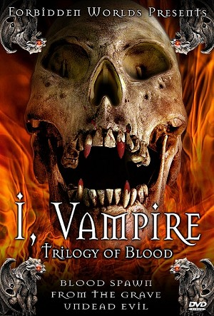 i, Vampire: Trilogy of Blood  DVD