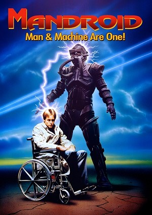 Mandroid, re-released on DVD