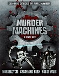 Murder Machines 3 DVD Slimline Set