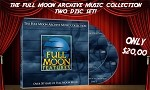 Full Moon Archive Music Collection - CD set