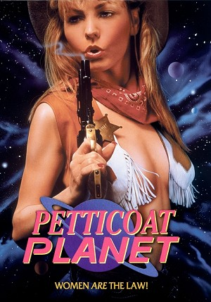 Petticoat Planet   DVD