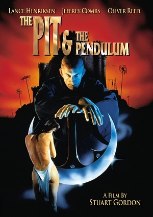 The Pit & The Pendulum, re-released on DVD