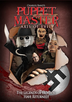 Puppet Master: Axis of Evil  DVD
