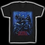 Puppet Master Shirt: custom Dan Mumford Design (Unisex sizes, Men or Women)