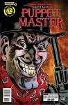 Puppet Master Comic Issue 1 (Variant Andrew Richmond cover). $3 Flat Rate shipping