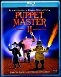 Puppet Master II: His Unholy Creations  Blu-Ray