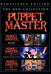 Puppet Master 1-3 Remastered 3 DVD Slimline Set