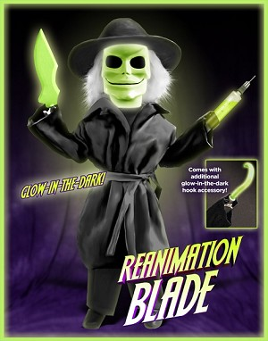 REANIMATION BLADE 1:1 Scale Variant Replica