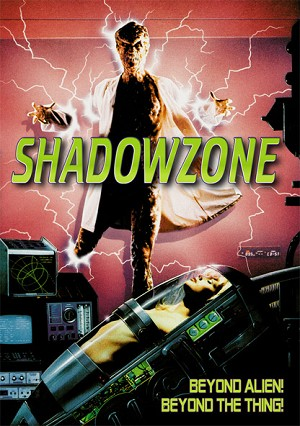 Shadowzone, re-released on DVD