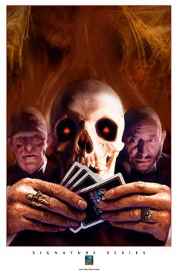 "DEAD MAN'S HAND LIMITED EDITION ""SIGNATURE SERIES"" PRINTS!!!!!"