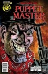 SIGNED Puppet Master Comic Issue 1 (Variant Andrew Richmond cover). $3 Flat Rate shipping
