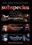Subspecies 1-3 Remastered DVD Slimline Set