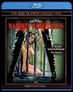 Jess Franco's Barbed Wire Dolls Blu-ray