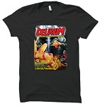 Delirium Mag Logo T-Shirt (Unisex sizes, Men or Women)