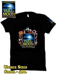 Full Moon Creatures Logo T-Shirt