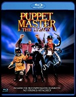 Puppet Master The Legacy Blu-ray