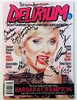 SIGNED Delirium Magazine Issue #11