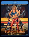 Sorority Babes In The Slimeball Bowl-O-Rama Blu-Ray