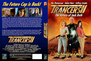 Trancers 2: The Return of Jack Deth  DVD