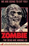 Wizard Video: Zombie Big Box VHS
