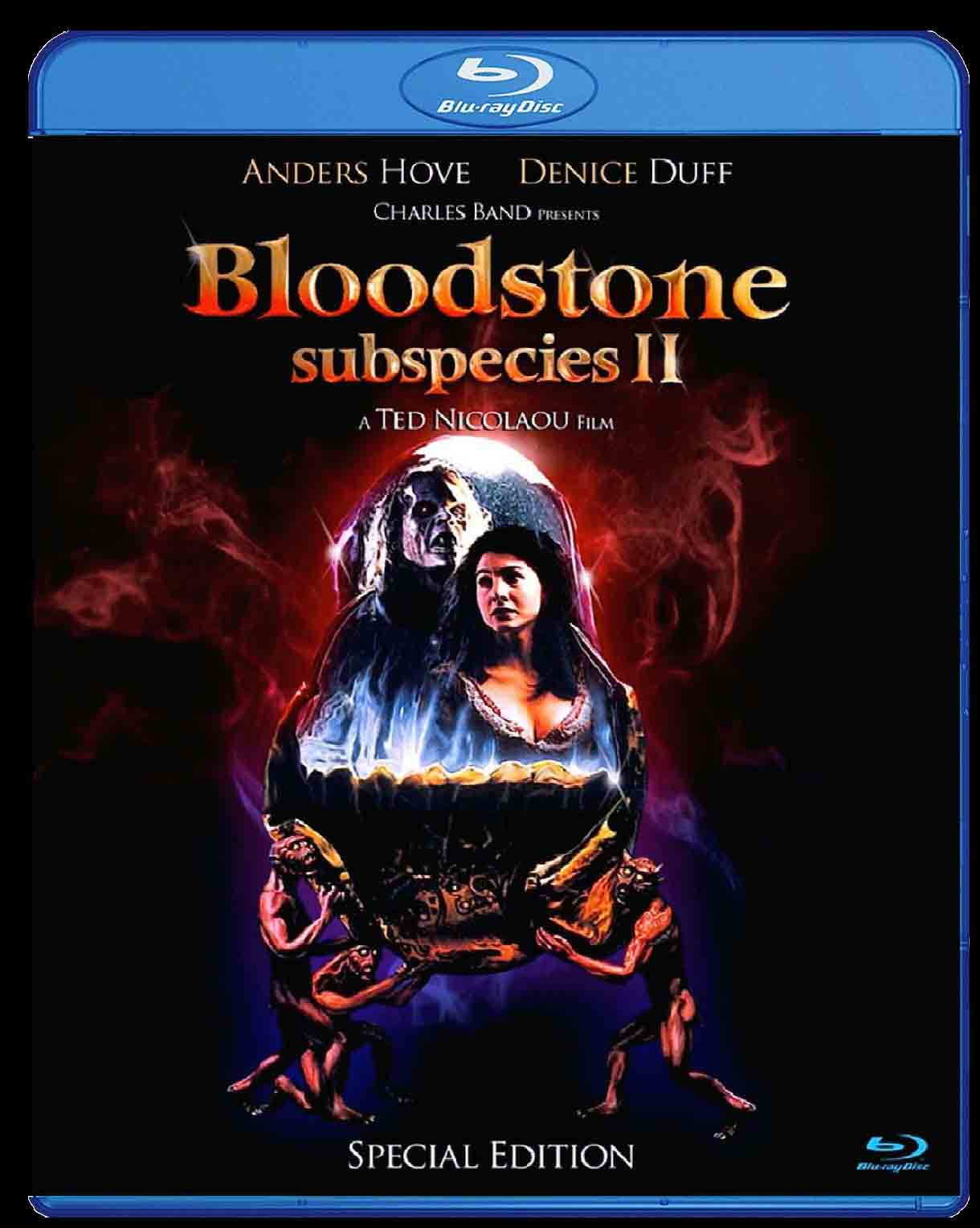 Subspecies II: Bloodstone Blu-ray