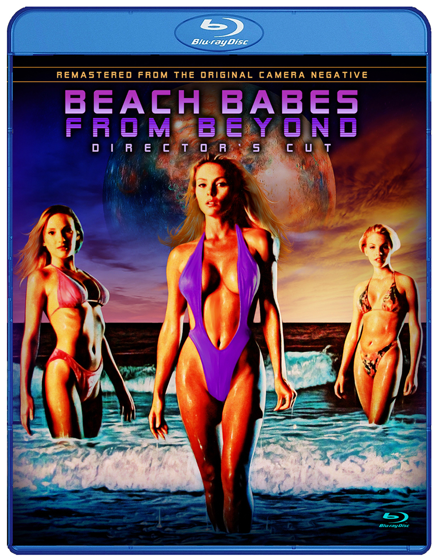 Beach Babes From Beyond Blu-ray [Director's Cut]