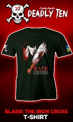 Blade: The Iron Cross Unisex T-shirt