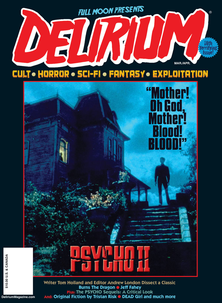 Delirium Magazine Issue #10