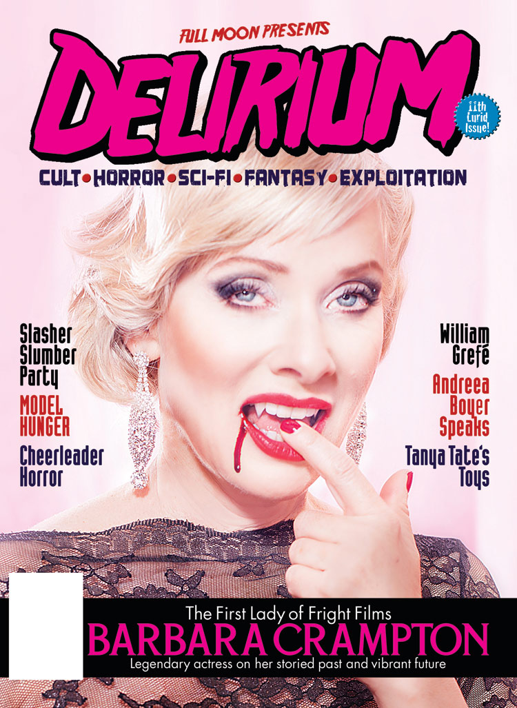 Delirium Magazine Issue #11
