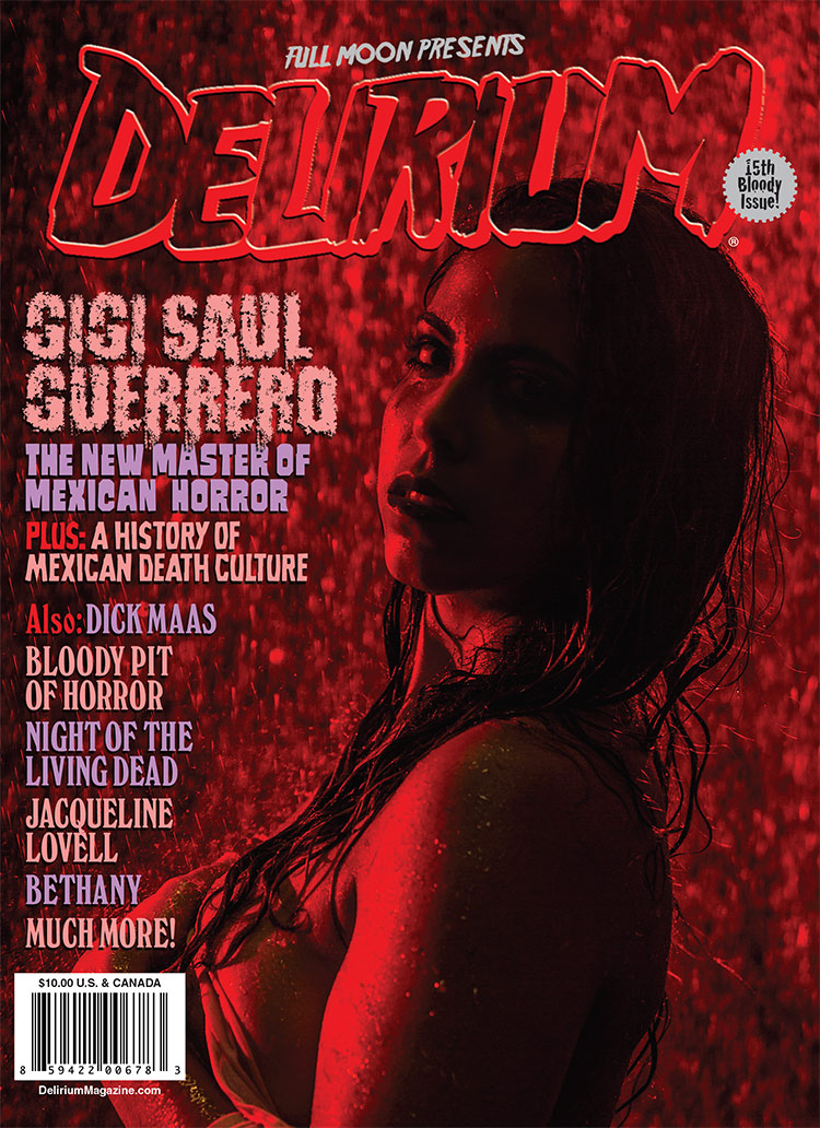 Delirium Magazine Issue #15