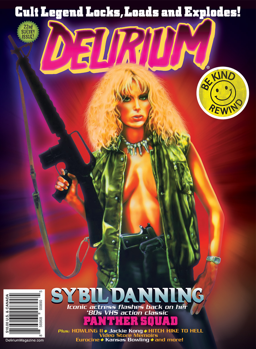 Delirium Magazine Issue #22