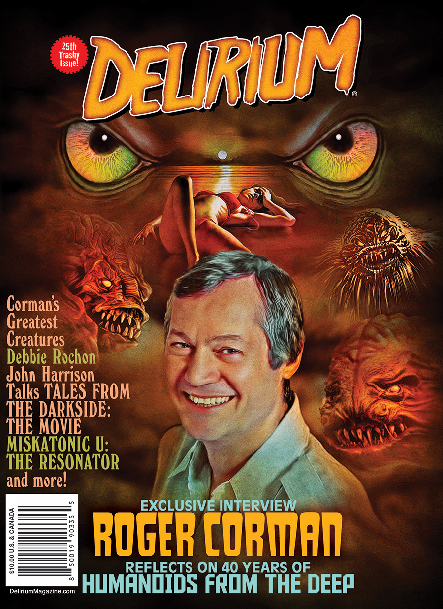 Delirium Magazine Issue #25